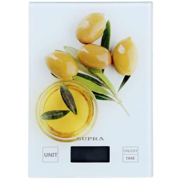 Весы кухонные Supra BSS-4203N