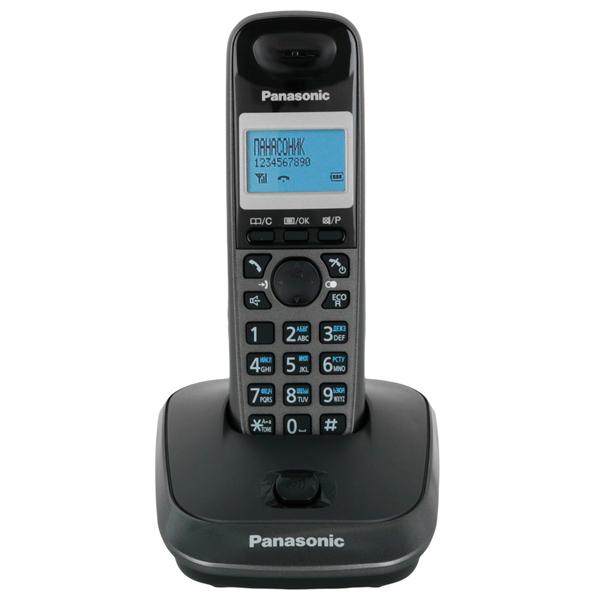 Телефон DECT Panasonic KX-TG2511RUT