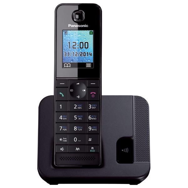Телефон DECT Panasonic KX-TGH210RUB