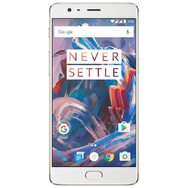 Смартфон OnePlus 3T 64Gb+6Gb Soft Gold