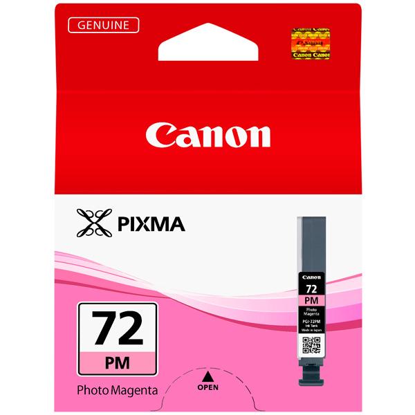 Картридж для струйного принтера Canon PGI-72 PM цвет 14