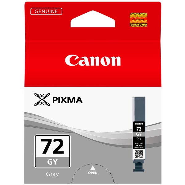 Картридж для струйного принтера Canon PGI-72 GY цвет 14