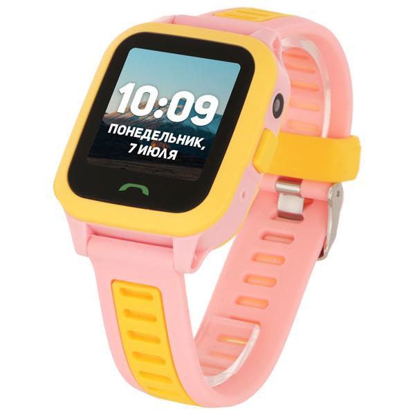 Часы с GPS трекером Geozon Active Pink (G-W03PNK)