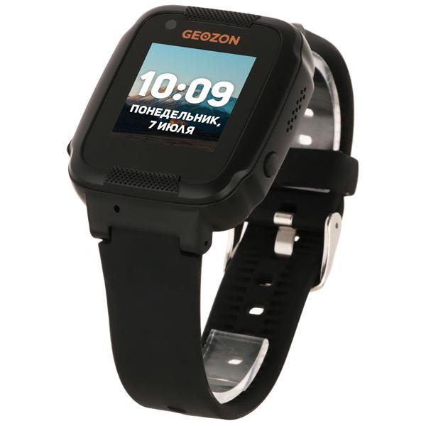 Часы с GPS трекером Geozon Air Black (G-W02BLK)