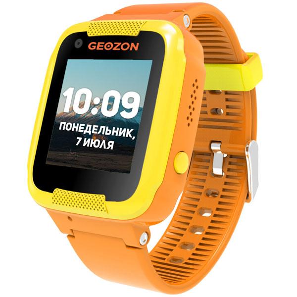 Часы с GPS трекером Geozon Air Orange (G-W02ORN)