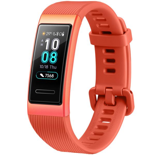 Фитнес-браслет Huawei Band 3 Coral Orange (TER-B09)