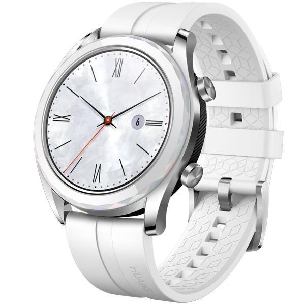 Смарт-часы Huawei Watch GT Elegant White