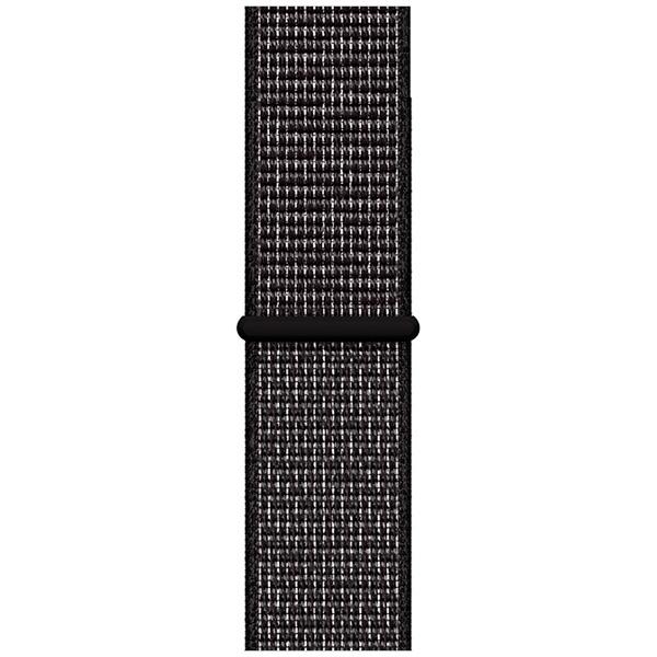 Ремешок Apple 44mm Black Nike Sport Loop