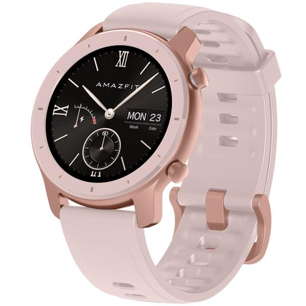 Смарт-часы Amazfit AMF GTR Gold/Pink