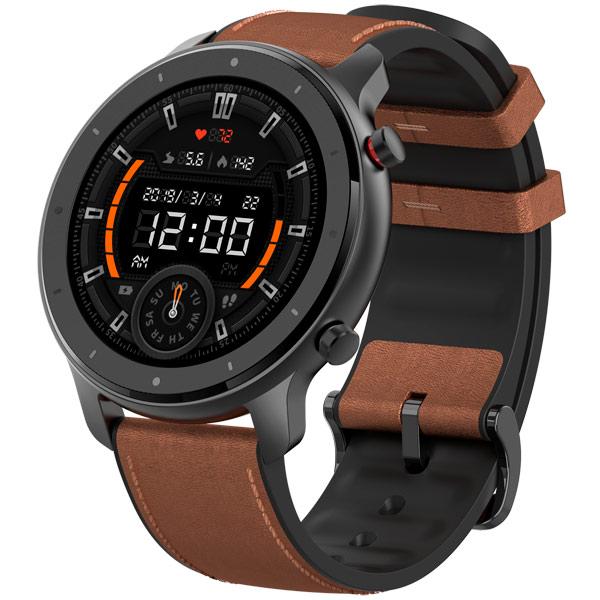 Смарт-часы Amazfit AMF GTR Aluminum