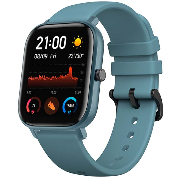 Смарт-часы Amazfit GTS Steel Blue