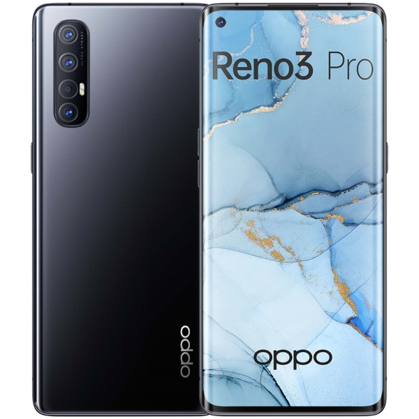 Смартфон OPPO Reno3 Pro Moonlight Black (CPH2009)