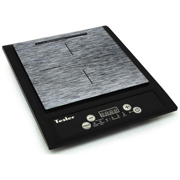 Купить Настольная электрическая плита Tesler PI-13 в каталоге интернет магазина М.Видео по выгодной цене с доставкой, отзывы, фотографии - Санкт-Петербург
