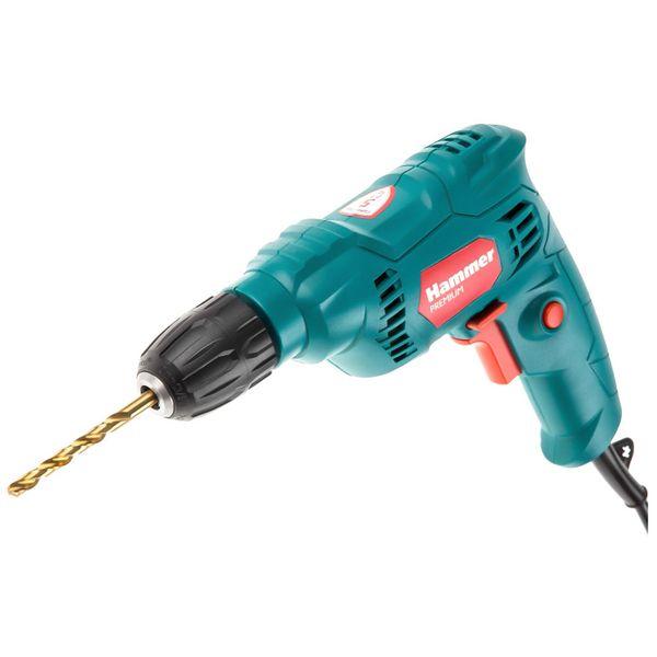 Дрель электрическая Hammer Premium DRL430B