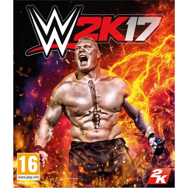 Xbox One игра Take-Two WWE 2K17 Take Two фото