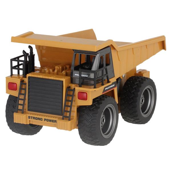 Радиоуправляемый грузовик с кузовом Pilotage