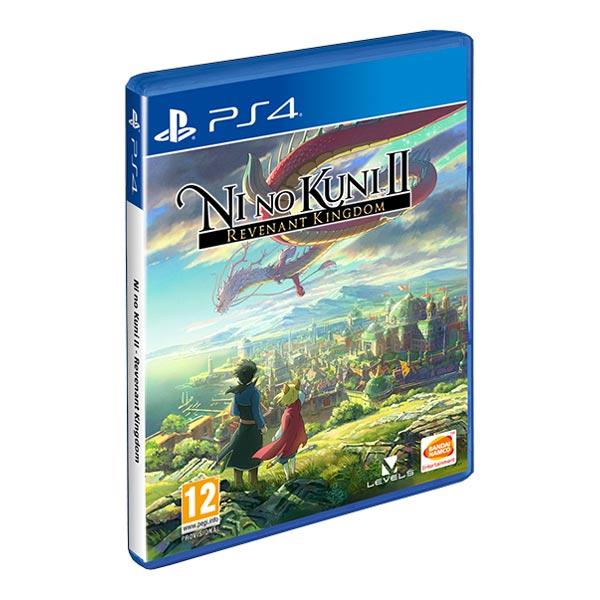 PS4 игра Bandai Namco Ni no Kuni II:Возрождение Короля.Prince's Edition фото