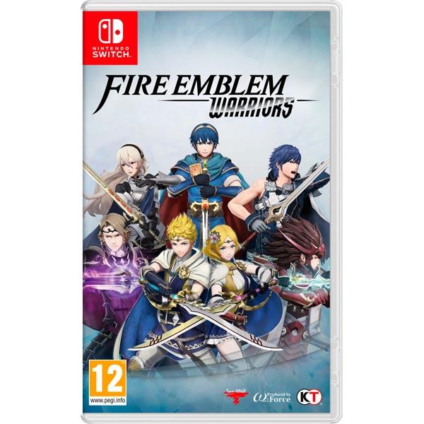Игра Nintendo Switch Fire Emblem Warriors фото