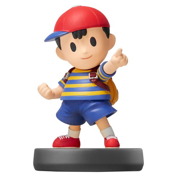 Фигурка Amiibo Ness Super Smash Bros Коллекция фото