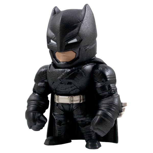 Фигурка Jada Armored Batman 10 см металлическая