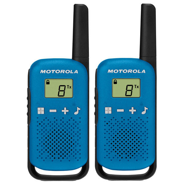 Рация Motorola Talkabout T42 Blue/Black (2 штуки)