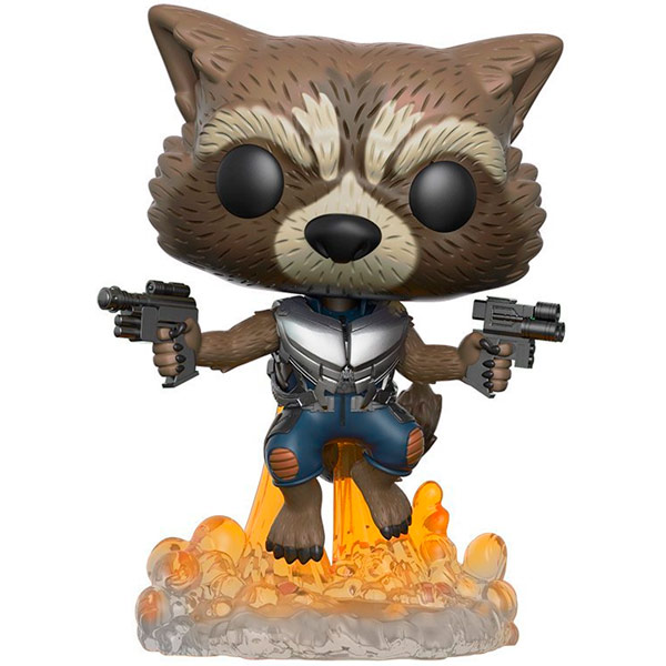 Фигурка Funko POP! Bobble:Marvel:Guardians O/T Galaxy 2:Rocket