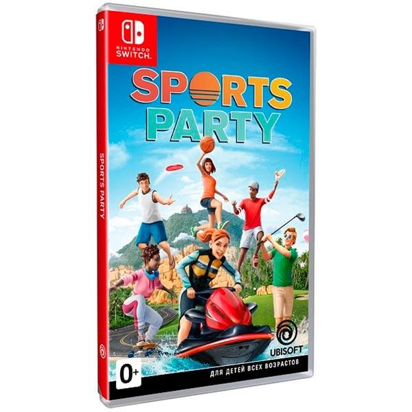 Игра Nintendo Switch Sports Party Ubisoft фото
