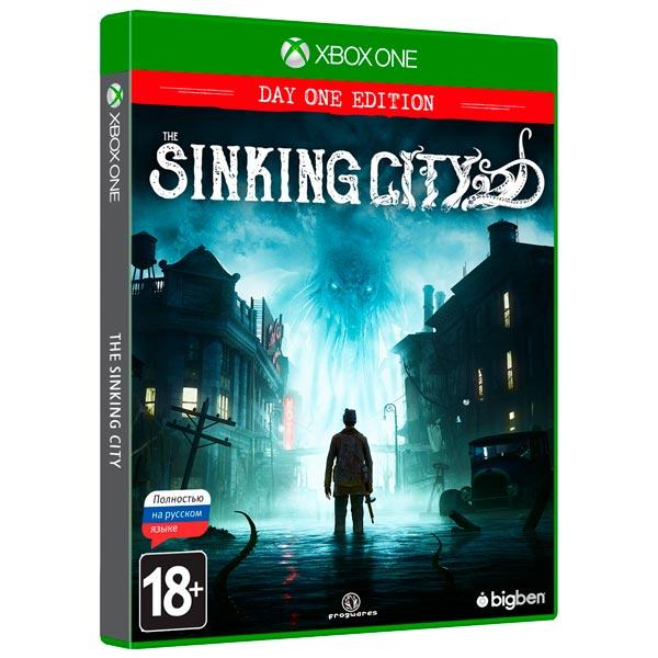 Xbox One игра Bigben Interactive The Sinking City Издание первого дня фото