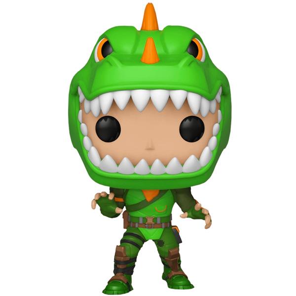 Фигурка Funko POP! Games: Fortnite S3: Rex (GW) фото