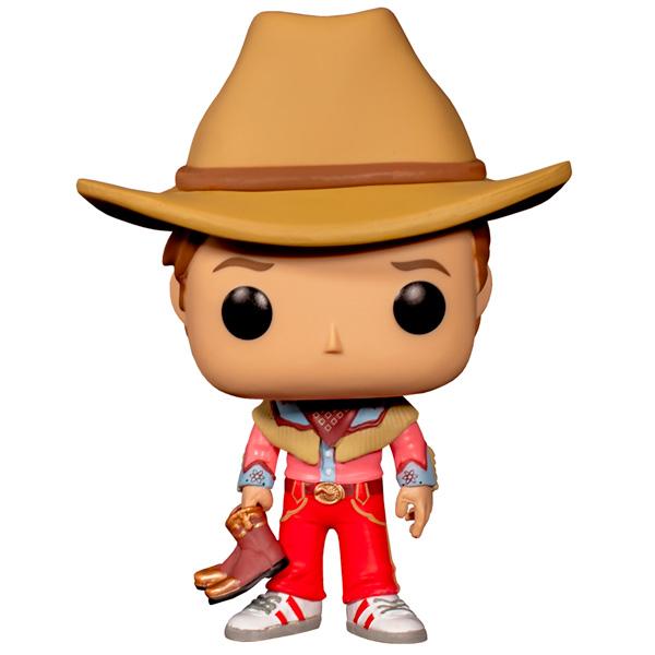 Фигурка Funko BTTF: Marty McFly Cowboy