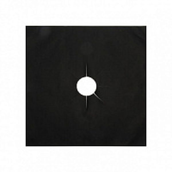 Антипригарная пластина для плиты Reex TM000073260 Black антипригарные (4шт)
