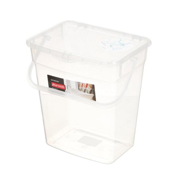 Контейнер для стирального порошка Plast Team 6л (РТ2058 )