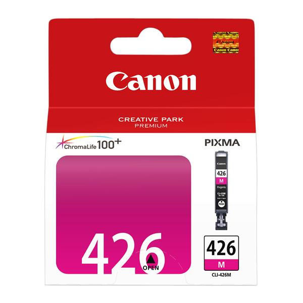 Картридж для струйного принтера Canon CLI-426M Magenta цвет 9