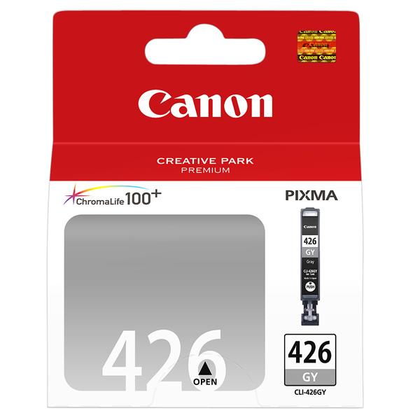 Картридж для струйного принтера Canon CLI-426 GY цвет 9