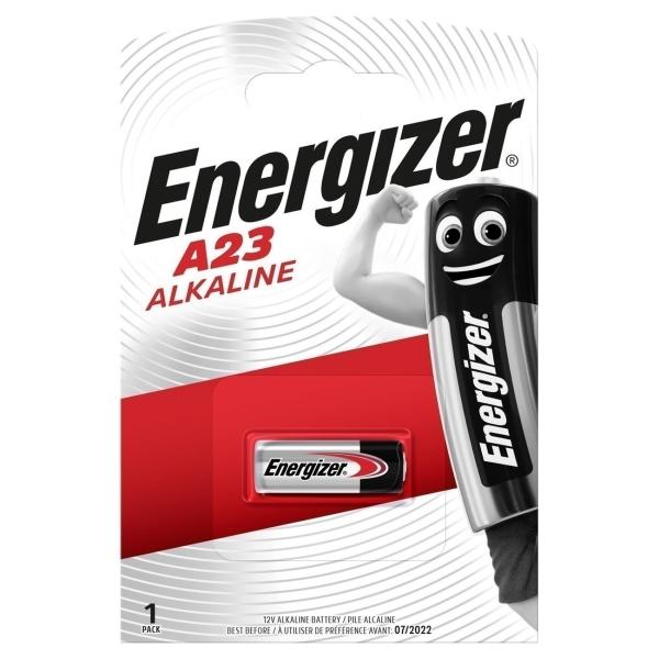 Батарея Energizer Alkaline A23 1 шт