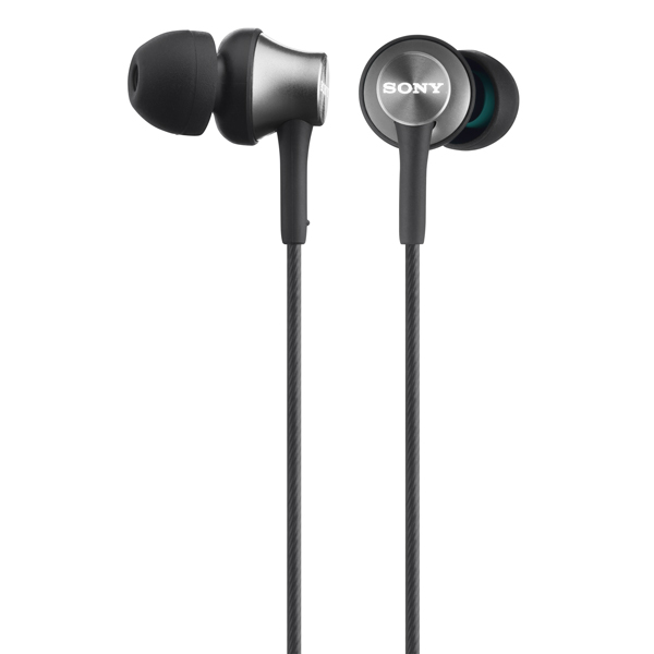Наушники внутриканальные Sony MDR-EX450 Grey серого цвета