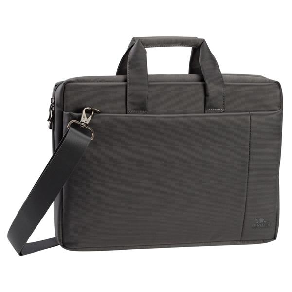 """Купить Кейс для ноутбука до 15"""" RIVACASE 8231 Grey в каталоге интернет магазина М.Видео по выгодной цене с доставкой, отзывы, фотографии - Иваново"""