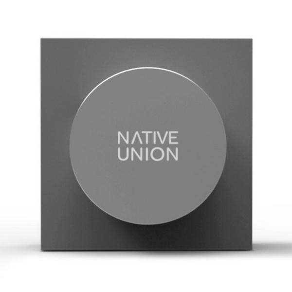 Зарядное устройство для Apple Watch Native Union подставка DOCK (DOCK-AW-SL-GRY)