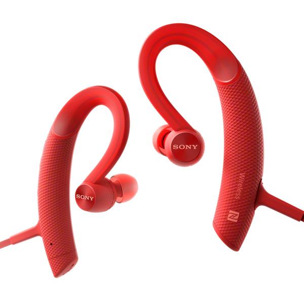 Спортивные наушники Bluetooth Sony MDR-XB80BS/RZ