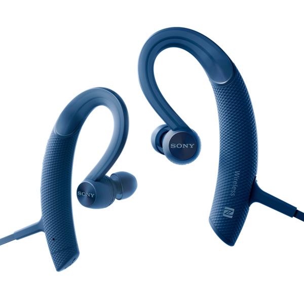 Спортивные наушники Bluetooth Sony MDR-XB80BS/LZ