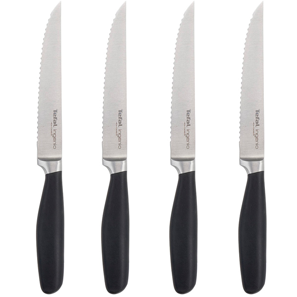 Набор кухонных ножей Tefal K091S414