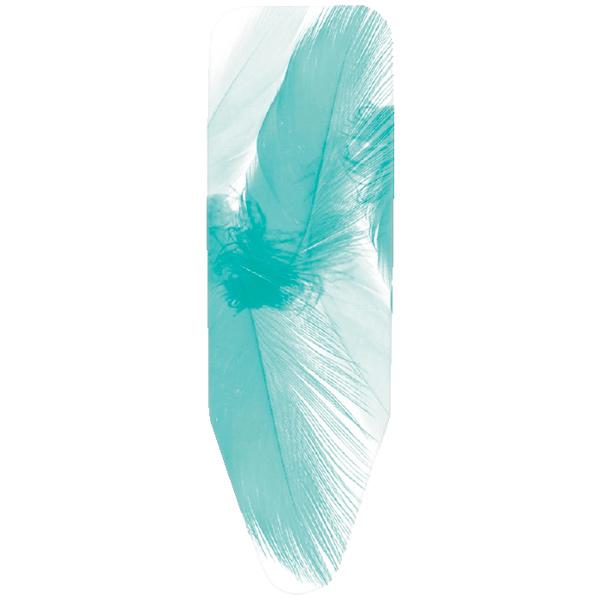 Чехол для гладильной доски Brabantia PerfectFit 318122 124x38см Перья