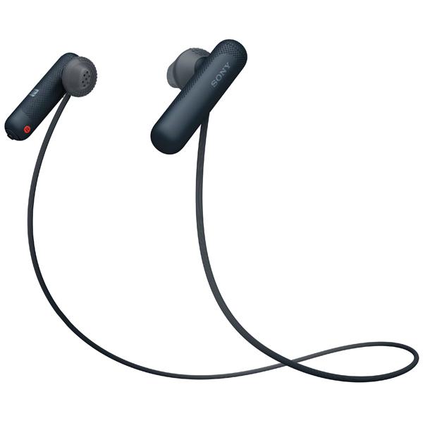 Спортивные наушники Bluetooth Sony WI-SP500/BQ Black