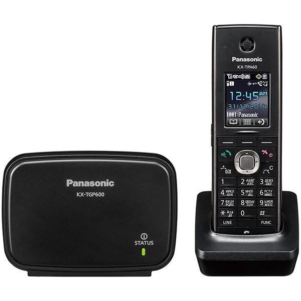 Телефон SIP Panasonic KX-TGP600RUB
