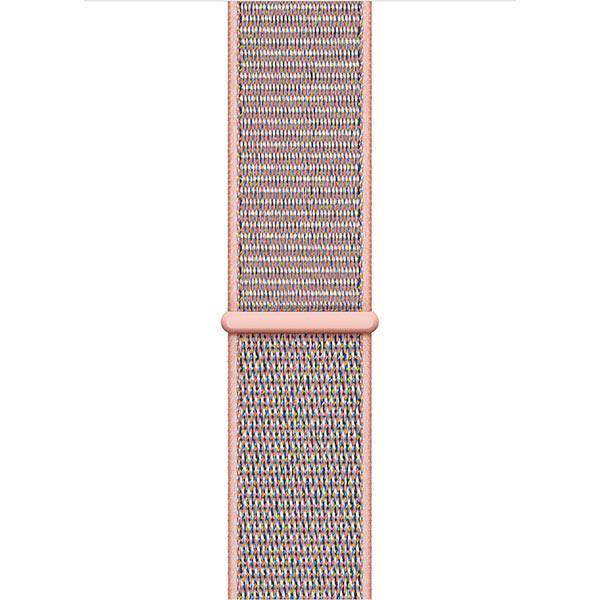 Ремешок Apple 44mm Pink Sand Sport Loop