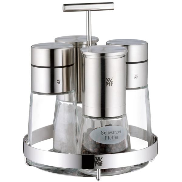 Набор кухонных принадлежностей WMF для специй DE LUXE 5 пр. 0667866030