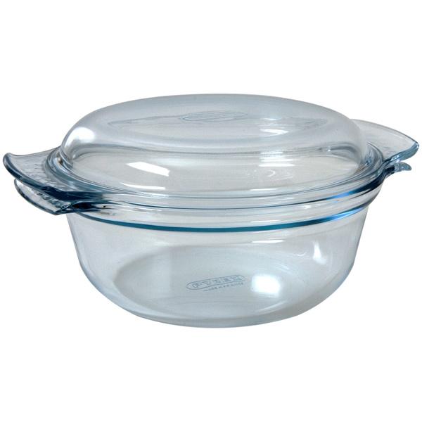 Набор посуды для микроволновой печи Pyrex Classic 2,1л (108A000N/2017)