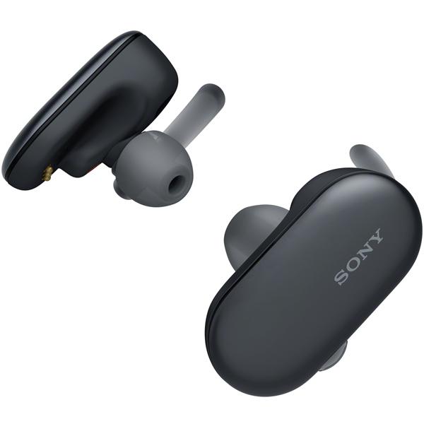 Спортивные наушники Bluetooth Sony WF-SP900 Black