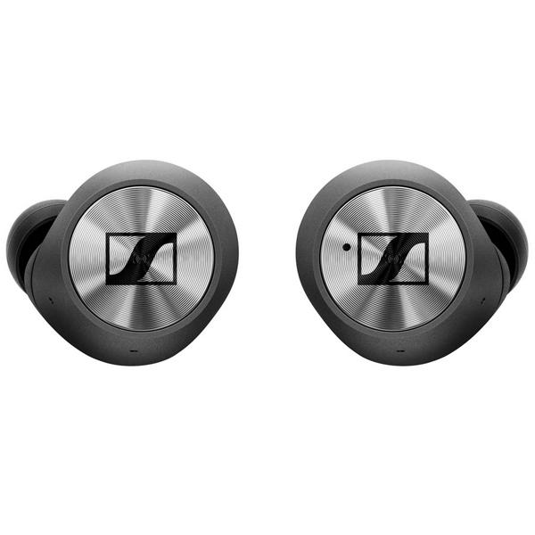 Наушники Bluetooth Sennheiser Momentum True Wireless Black (M3IETW) фото