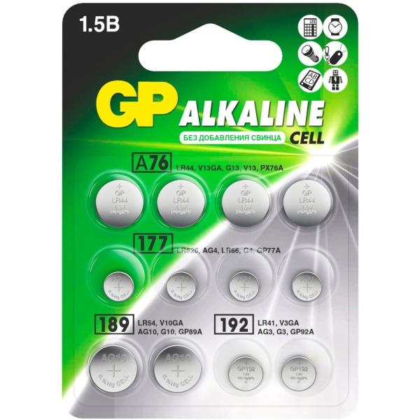 Батарея GP GPACM02-CR12